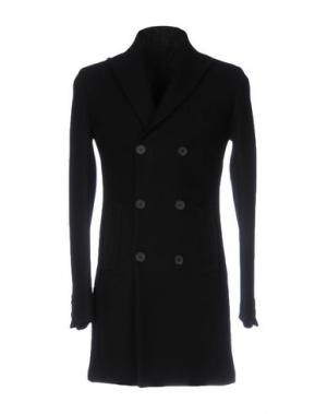Пальто JULIAN KEEN. Цвет: черный