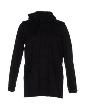Куртка LEMPELIUS. Цвет: черный