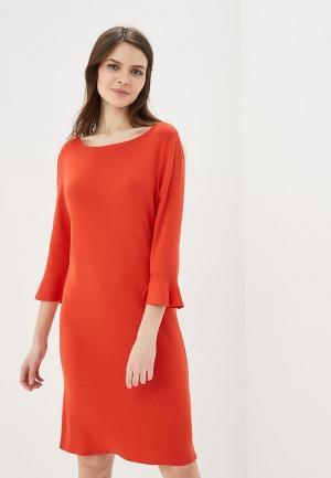 Платье Tom Tailor. Цвет: красный