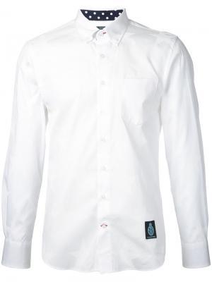 Рубашка с логотипом Guild Prime. Цвет: белый
