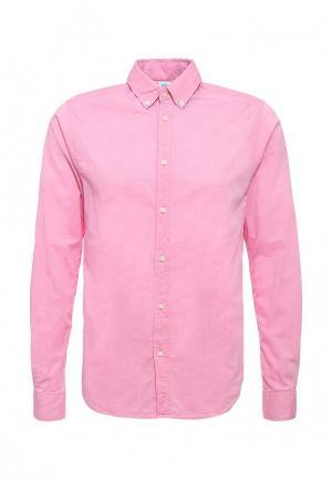 Рубашка Scotch&Soda. Цвет: розовый