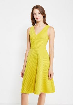 Платье Dorothy Perkins. Цвет: желтый