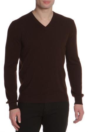 Пуловер Pal Zileri. Цвет: коричневый