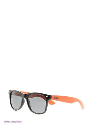 Очки ZIQ&YONI. Цвет: оранжевый, черный