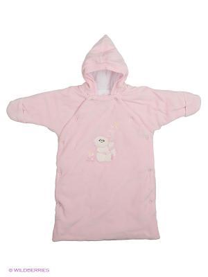 Конверт для малышей Baby Line. Цвет: розовый