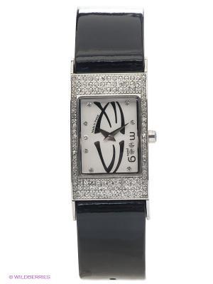 Часы MOOG. Цвет: серебристый, черный