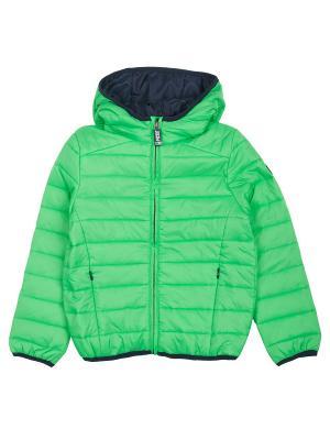 Куртка Aspen Polo Club. Цвет: зеленый