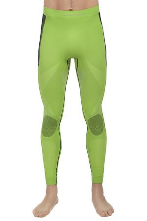 Леггинсы EMMITOU. Цвет: зеленый