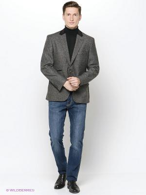 Пиджак Remus Uomo. Цвет: серый