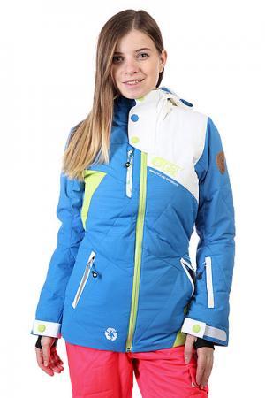 Куртка женская  Jkt Leader Blue Picture Organic. Цвет: черный