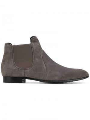 Ботинки Gerard Pedro Garcia. Цвет: серый