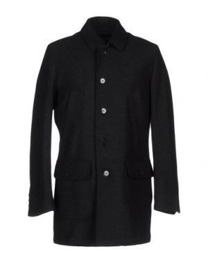 Пальто SCHNEIDERS. Цвет: стальной серый