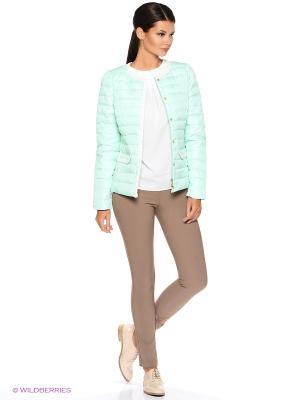 Куртка Monti Parioli. Цвет: светло-зеленый