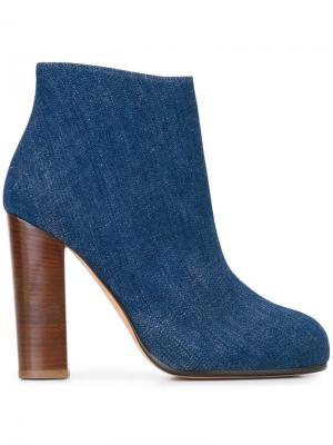 Ботинки Lectoure Jean-Michel Cazabat. Цвет: синий