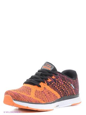 Кроссовки STROBBS. Цвет: оранжевый