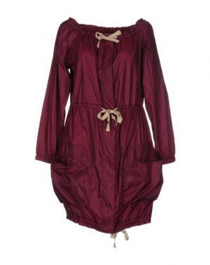Легкое пальто INTROPIA. Цвет: пурпурный