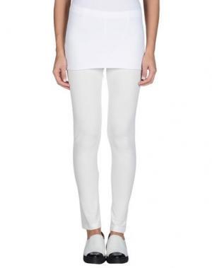 Повседневные брюки CALALUNA. Цвет: белый