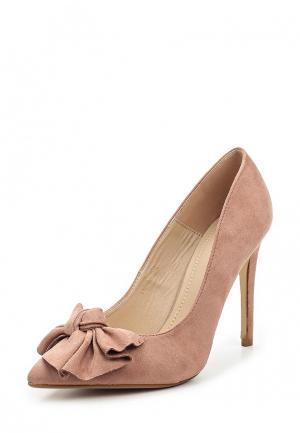Туфли WS Shoes. Цвет: розовый