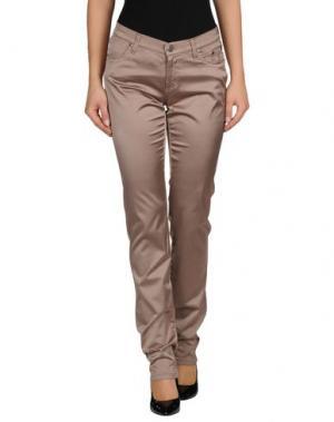 Повседневные брюки JECKERSON. Цвет: хаки