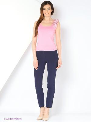 Топ Milana Style. Цвет: розовый