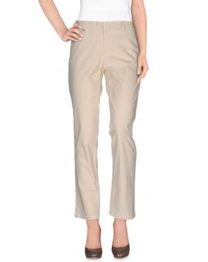 Повседневные брюки ETIQUETA NEGRA. Цвет: бежевый
