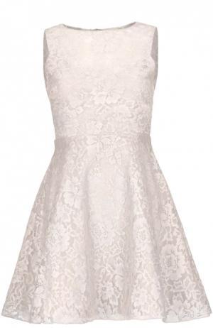 Платье Alice + Olivia. Цвет: светло-серый