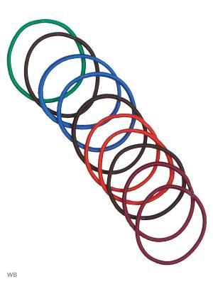 Резинки Bizon. Цвет: зеленый, красный