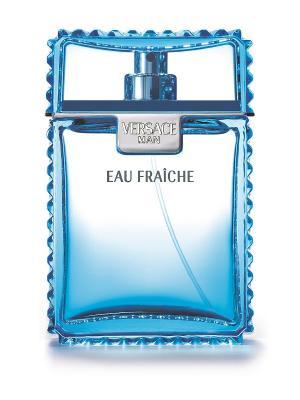 Туалетная вода  Versace Eau Fraiche 100 мл. Цвет: прозрачный