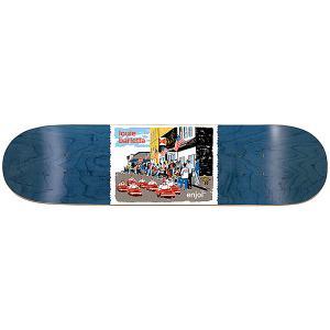 Дека для скейтборда  Barletta Dog Pooper Shriners 31.7 x 8 (20.3 см) Enjoi. Цвет: мультиколор,синий