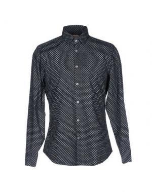 Pубашка MICHAEL COAL. Цвет: свинцово-серый