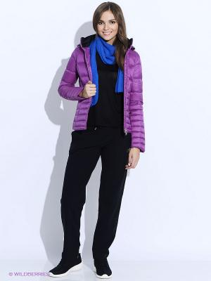Куртка EA7. Цвет: сиреневый