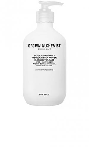 Шампунь detox Grown Alchemist. Цвет: beauty: na