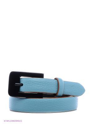 Ремень TOSCA BLU. Цвет: голубой