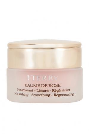 Питательный бальзам для губ Baume de Rose SPF15, 10gr By Terry. Цвет: розовый