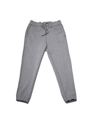 Брюки Converse Sportswear Jogger. Цвет: серый