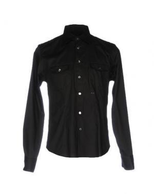 Pубашка WILLIAMS WILSON. Цвет: черный