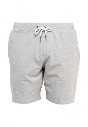 Шорты спортивные Tommy Hilfiger. Цвет: серый