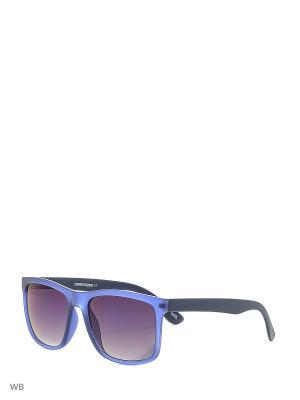 Очки солнцезащитные MS 01-364 20P Mario Rossi. Цвет: синий