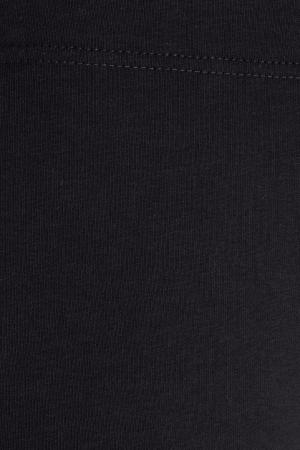 Хлопковые брюки BLANK.MOSCOW. Цвет: черный