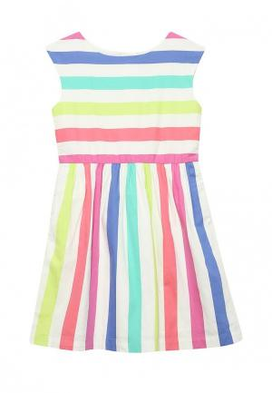 Платье Gap. Цвет: разноцветный