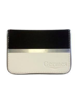 Шкатулка подарочная для хранения очков Germes. Цвет: черный, белый