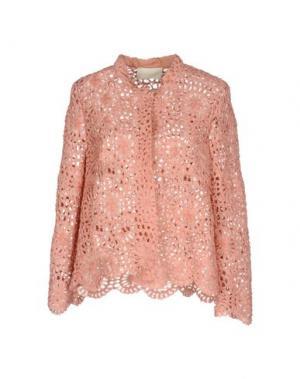 Пиджак L' AUTRE CHOSE. Цвет: пастельно-розовый