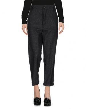 Повседневные брюки VIRNA DRÒ®. Цвет: стальной серый