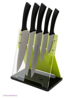 Ножи Bekker. Цвет: серый