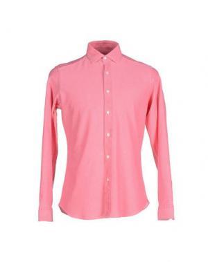 Pубашка MASTAI FERRETTI. Цвет: коралловый
