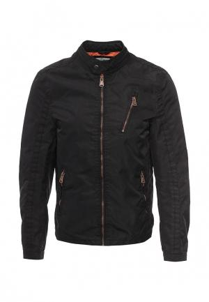 Куртка Blend. Цвет: черный