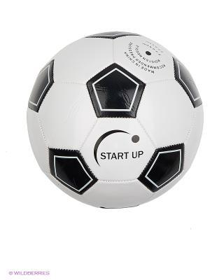 Мяч футбольный для отдыха  E5122 Start Up. Цвет: черный, белый