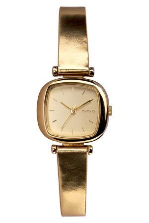 Watch Komono. Цвет: gold