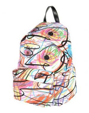 Рюкзаки и сумки на пояс JEREMY SCOTT. Цвет: светло-фиолетовый
