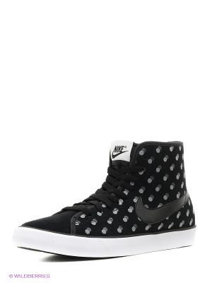 Кеды Nike. Цвет: черный, серый, темно-зеленый